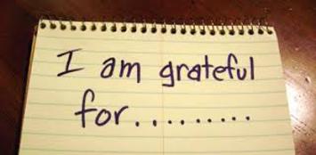 gratitudefor