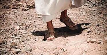 Jesus feet copy